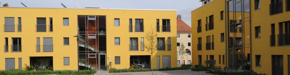 Wohnung in regensburg wohnbau st wolfgang eg for Regensburg wohnung mieten